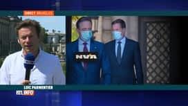 RTL INFO 13H : Formation fédérale: le duo Magnette-De Wever attendu au Palais cet...