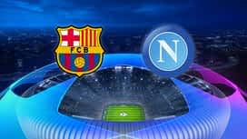 Champions League : 08/08: Barcelone - Naples (les buts)