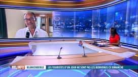 RTL INFO 13H : Un bourgmestre peut-il interdire toute entrée dans sa commune ?