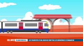 RTL INFO 13H : Un bourgmestre peut-il empêcher les trains de circuler dans sa...