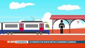RTL INFO 19H : Un bourgmestre peut-il empêcher les trains de circuler dans sa...