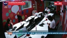 RTL INFO sur Bel RTL : RTL info 8h du 10/08