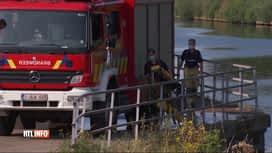 RTL INFO 13H : Un jeune de 20 ans s'est noyé dans le canal de la Nèthe à Lierre