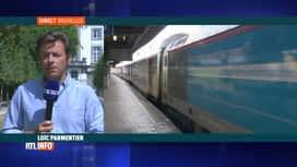 RTL INFO 13H : La SNCB va-t-elle devoir supprimer ses trains supplémentaires vers...