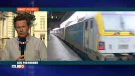RTL INFO 19H : La SNCB va-t-elle  limiter son offre de trains vers la Côte belge ?