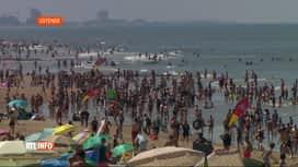 RTL INFO 19H : Y a-t-il vraiment plus de touristes à la Côte belge cette année ?