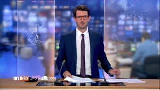 RTL INFO 19H : RTL INFO 19 heures (10/08/20)