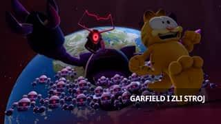 Garfield i zli stroj