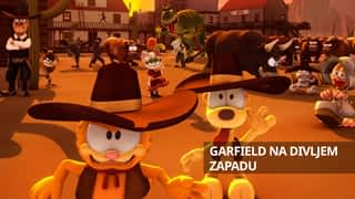 Garfield na Divljem zapadu
