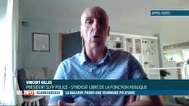 RTL INFO 19H : Bagarre à Blankenberge: grosse colère des syndicats de policiers