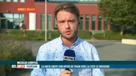 RTL INFO 19H : Bagarre à Blankenberge: réunion concernant la gestion des foules