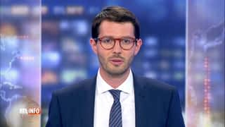 RTL INFO 19H : RTL INFO 19 heures (11/08/20)