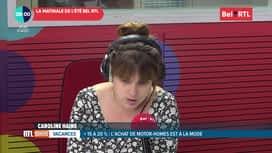 La matinale Bel RTL : RTL info 8h. du 13 août