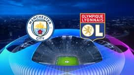 Champions League : 15/08: Manchester City - Lyon (les buts)