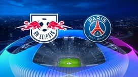 Champions League : 18/08 : Leipzig - PSG