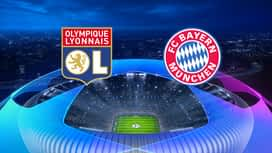 Champions League : 19/08: Lyon - Bayern Munich