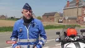 Enquêtes : Ep. 33: En compagnie du superviseur & contrôle sur les routes