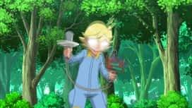 Pokemon : S17E11 Une forêt de bambous pleine de surprises !