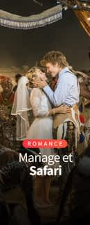 Mariage et safari