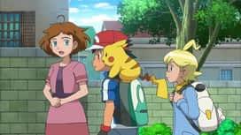 Pokemon : S17E18 Le réveil du pionceur géant !