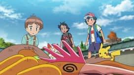 Pokemon : S23E09 Rencontre avec une légende !