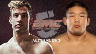 MMA: Stuart Austin vs. Satoshi Ishii