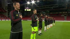 Nations League : Danemark - Belgique : 1ère mi-temps