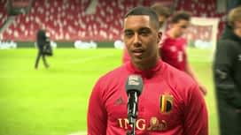 Nations League : 05/09 : Youri Tielemans