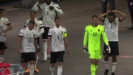 Nations League : Danemark - Belgique : 2ème mi-temps