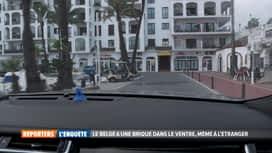 Reporters : Le Belge a une brique dans le ventre même à l'étranger