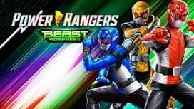 Power Rangers - Beast Morphers en replay