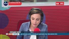 La matinale Bel RTL : RTL Info 8h du 09/09