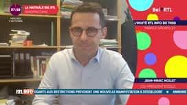 L'invité de 7h50 : Jean-Marc Nollet, co-président Ecolo