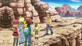 Pokemon : S17E35 Combats aériens !