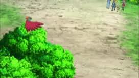 Pokemon : S17E34 Le héros de la forêt