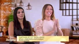 Les reines du shopping : Valentine vs Nathalie