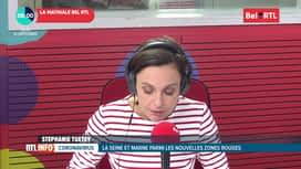 La matinale Bel RTL : RTL Info 8h du 10/09