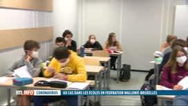 RTL INFO 19H : Coronavirus: comment les écoles à pédagogie active s'organisent-elles?