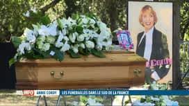 RTL INFO 19H : Funérailles d'Annie Cordy: l'hommage des Belges envers l'artiste