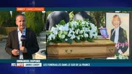 RTL INFO 19H : Funérailles d'Annie Cordy: retour sur l'adieu populaire à Cannes