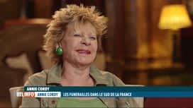 RTL INFO 19H : Funérailles d'Annie Cordy: l'artiste exprimait toujours sa fière d'...