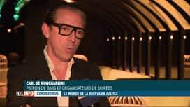 RTL INFO 19H : Coronavirus: Carl de Moncharline attaque l'Etat belge en justice