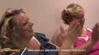 Maxi-familles, mini-budgets : comment font-elles ?