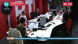 La matinale Bel RTL : A la clinique du COVID....(14/09/20)