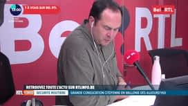 RTL INFO sur Bel RTL : RTL Info 13h du 14/09