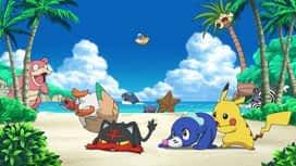 Pokemon : S22E28 Un visiteur de l'océan !