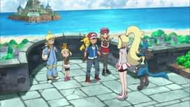 Pokemon : S17E42 L'origine de la méga-évolution !