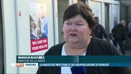 RTL INFO 19H : Coronavirus: Maggie De Block enjoint les Belges à respecter les mes...