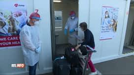 RTL INFO 19H : Coronavirus: Brussels Airport dispose d'un centre de tests rapides