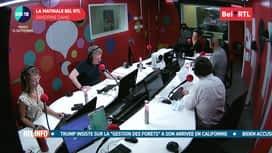 La matinale Bel RTL : Le sommet de la franchise...(15/09/20)